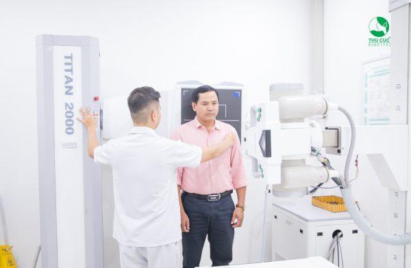 Hệ thống Y tế Thu Cúc là đơn vị y tê uy tín quy tụ đội ngũ bác sĩ giỏi, trang thiết bị hiện đại giúp quá trình thăm khám và điều trị nhanh chóng, hiệu quả, được nhiều người bệnh tin tưởng