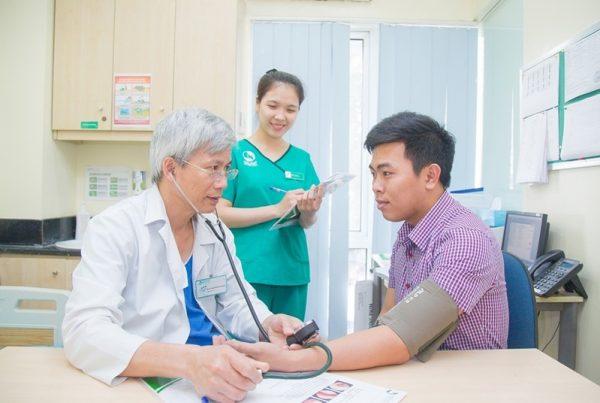 khám và điều trị bệnh hen phế quản tại Thu Cúc