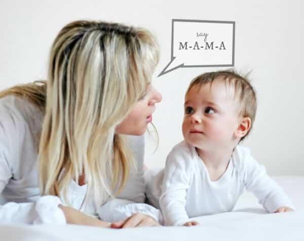 nhận biết dấu hiệu trẻ chậm nói
