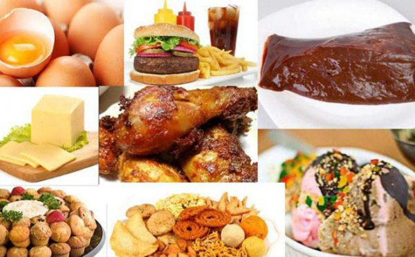 Chế độ ăn uống phòng ngừa sỏi mật