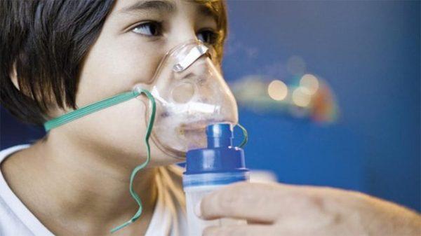 suy hô hấp cấp ở trẻ em