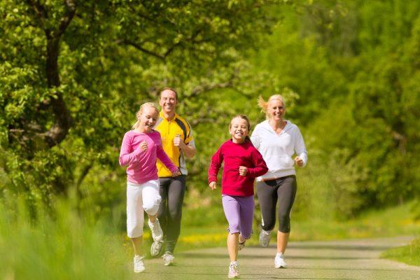 tập thể dục giúp hạn chế mắc các bệnh đường tiêu hóa