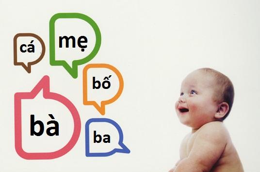 dấu hiệu trẻ chậm nói