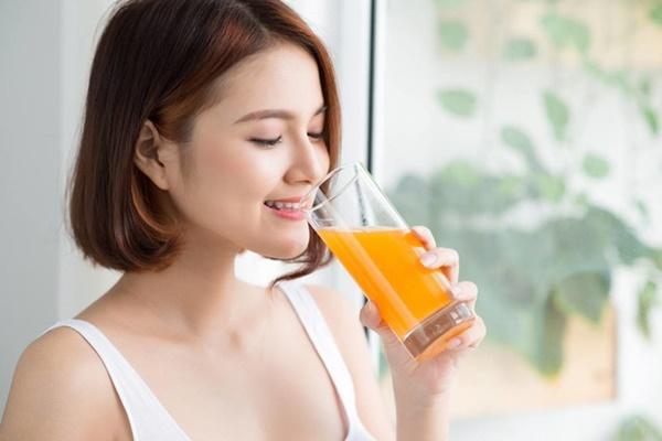Uống nước cam như thế nào để tốt cho cơ thể?