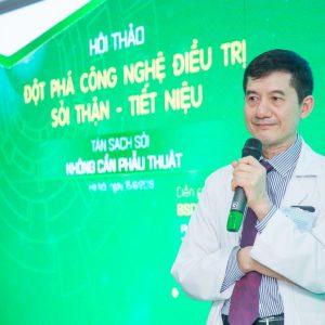 """Hội thảo: """"Đột phá trong công nghệ điều trị Sỏi thận – tiết niệu"""