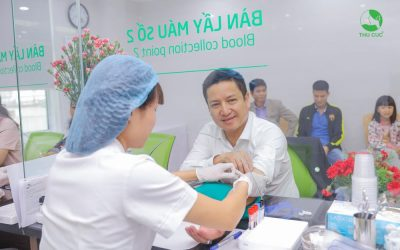 NSUT Chí Trung – Khám sức khỏe