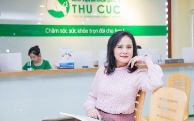 NSND Hoàng Cúc – Khám sức khỏe