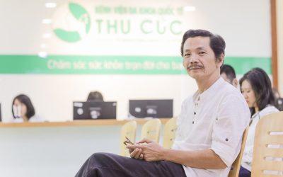 NSUT Trung Anh – Tầm soát ung thư