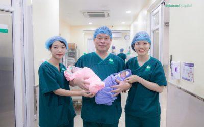 Đội ngũ bác sĩ Sản phụ khoa hàng đầu
