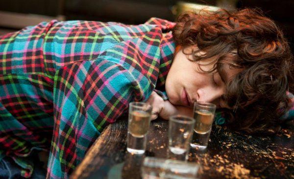 Nguy hiểm từ say rượu bia