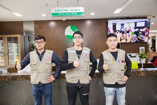 công ty Vilai Việt khám sức khỏe