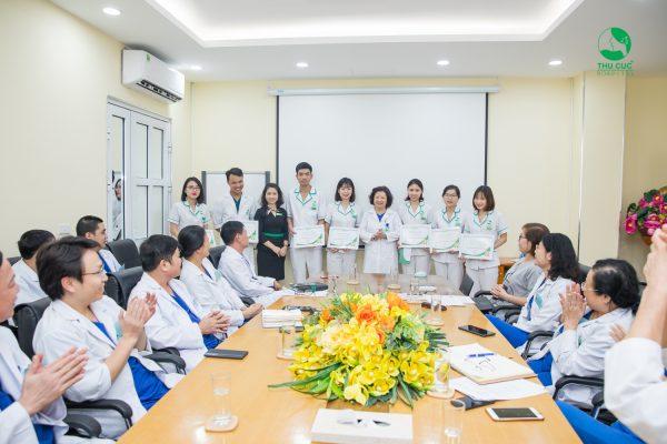 hội thi tay nghề điều dưỡng 2019