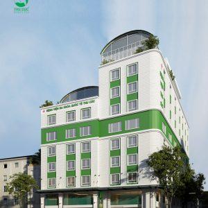 """Mô hình """"Bệnh viện – Khách sạn"""" hướng theo tiêu chuẩn quốc tế"""