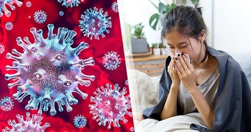 triệu chứng lây nhiễm virus corona