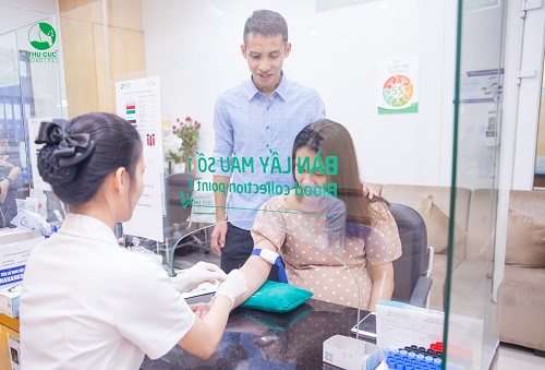 Các xét nghiệm khi mang thai