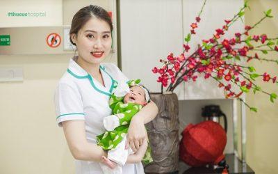 """Thu Cúc hỗ trợ ngay 25% gói thai sản cho mẹ đón """"Chuột vàng"""""""