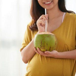 Bà bầu nên uống nước dừa khi nào để tốt nhất cho cả mẹ và con