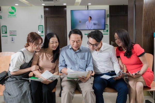 Thu Cúc là địa chỉ thăm khám tin cậy củangười dân không chỉ ở Hà Nội mà còn tại các tỉnh thành lân cận
