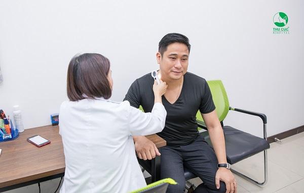 chữa bệnh ngoài da
