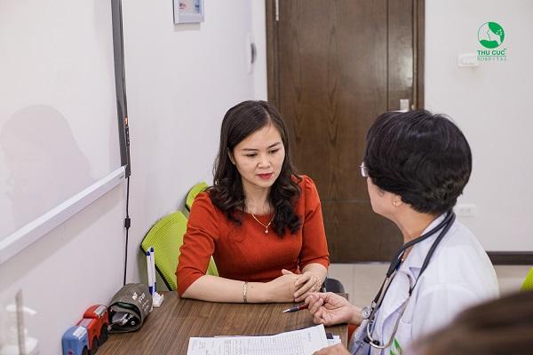 Thu Cúc đã trở thành địa chỉ thăm khám tầm soát ung thư đáng tin cậy của nhiều chị em phụ nữ
