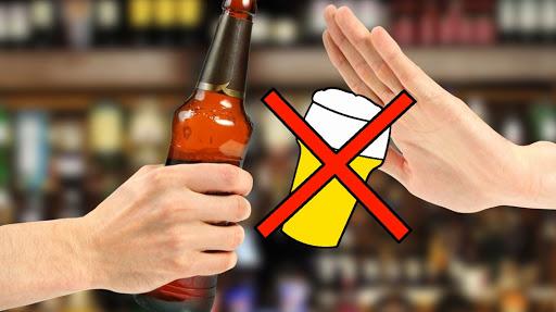 hạn chế đồ uống gây kích thích