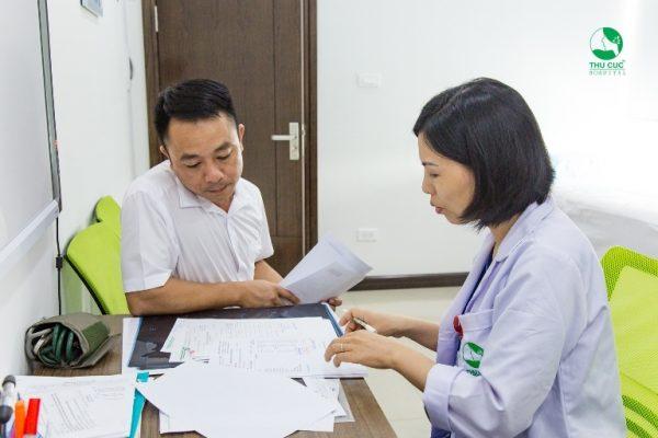 Bệnh viện Thu Cúc đã là một địa chỉ y tế mang đến sự yên tâm cho mỗi người bệnh khi lựa chọn khám sức khỏe và điều trị bệnh