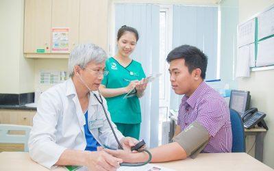 Khám sức khỏe thẻ xanh bao nhiêu tiền?