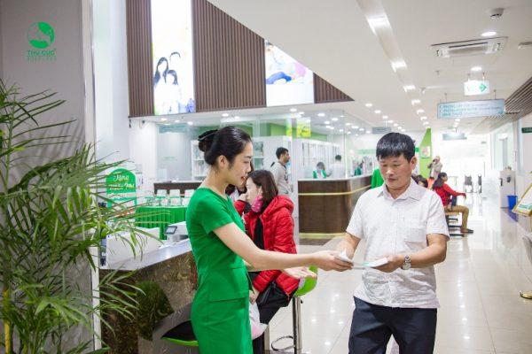 Nguyễn Xuân Trầm (52 tuổi, Hà Nội) tin chọn Bệnh viện ĐKQT Thu Cúc là đia chỉ khám sức khỏe định kỳ
