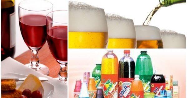 Những đồ uống nên tránh để phòng ngừa sỏi thận