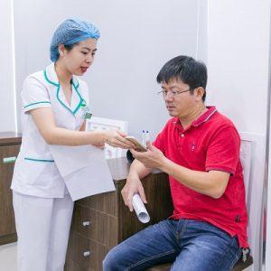 Ở Bệnh viện Thu Cúc có những gói khám tầm soát ung thư nào?