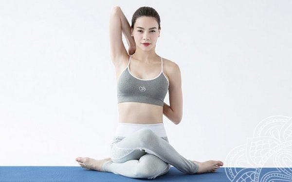 tập yoga giúp tăng cường sức khỏe