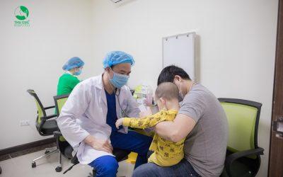 Hạn chế thăm bệnh và người đi khám cùng tại Bệnh viện Thu Cúc