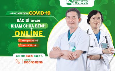 Bệnh viện Thu Cúc triển khai dịch vụ Bác sĩ online,  hỗ trợ bệnh nhân trong mùa dịch COVID – 19