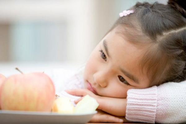 biểu hiện thiếu sắt ở trẻ em
