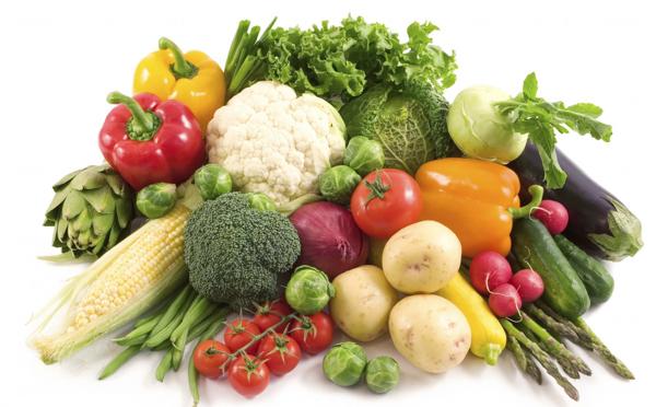 Một số rau củ quả tốt cho người sỏi thận
