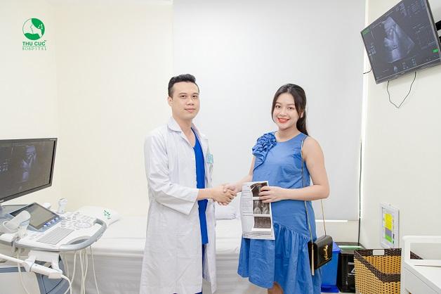Có thai mấy tuần thì đi siêu âm được là thắc mắc của rất nhiều mẹ bầu mới mang thai lần đầu