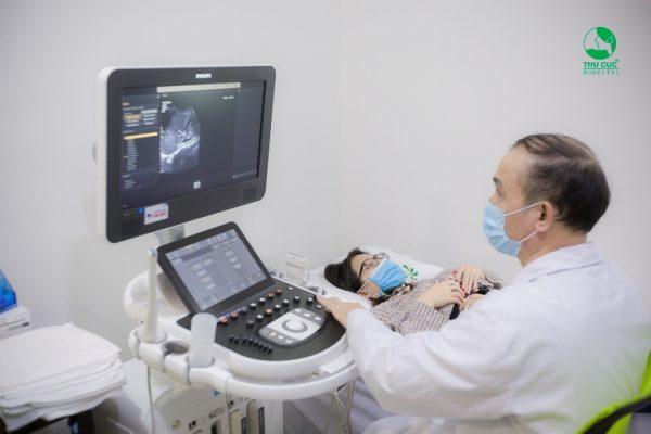 Nhờ đi khám sức khỏe định kỳ, chị Hà phát hiện sớm bệnh thiếu máu, mỡ máu khi đang mang thai