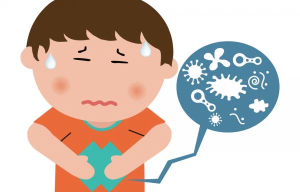hệ tiêu hóa ở trẻ em quan trọng như thế nào