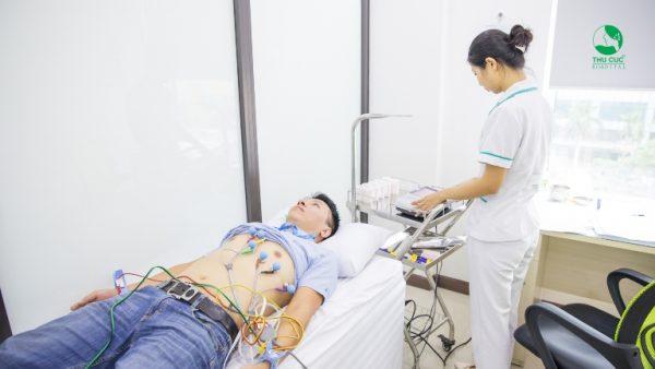khám sức khỏe doanh nghiệp sẽ được thực hiện theo một quy trình khép kín