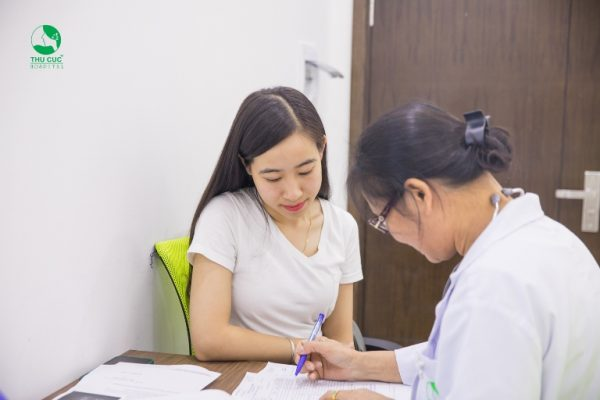 99% người bệnh hài lòng với các dịch vụ thăm khám sức khỏe doanh nghiệp tại Thu Cúc
