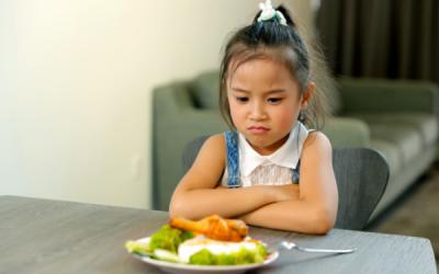 Thực hư dùng thuốc ăn ngon cho trẻ biếng ăn