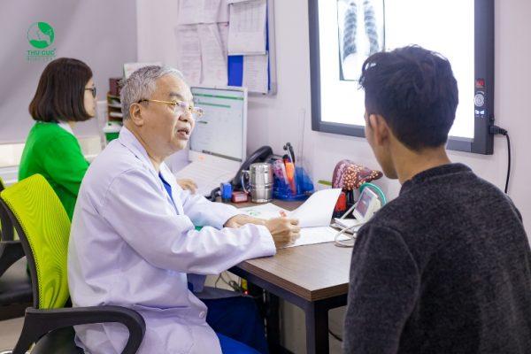 Do phát hiện sớm bệnh mỡ máu nên việc điều trị dễ dàng, không tốn kém