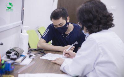 Phát hiện bị tăng axit uric nhờ đi kiểm tra sức khoẻ định kỳ