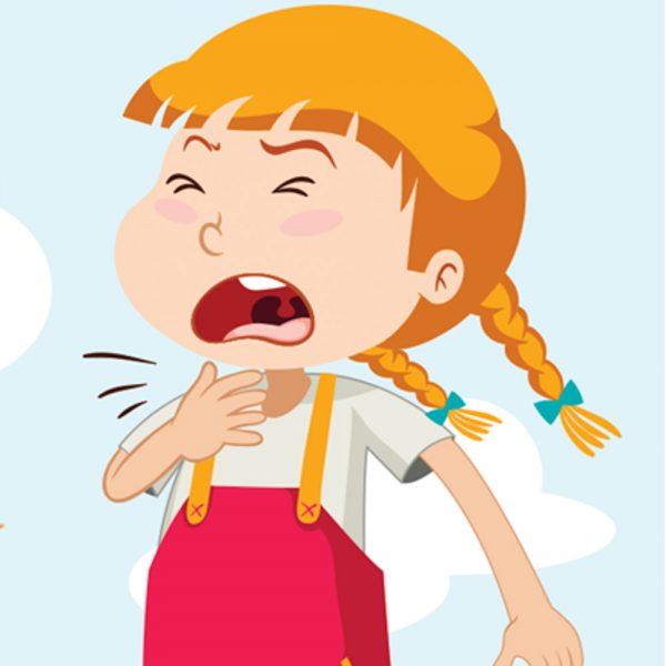 sai lầm khi xử trí hóc dị vật đường thở ở trẻ em