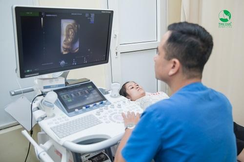 thai 2 tuần siêu âm có thấy không