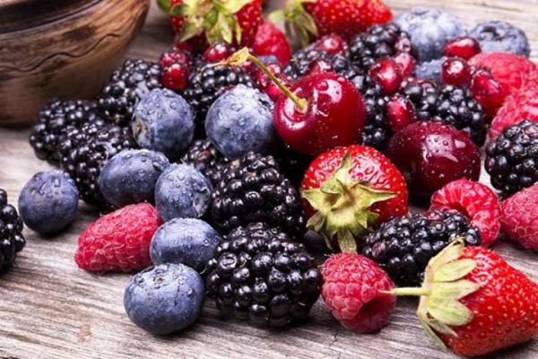 Các loại quả mọng có thể ngăn ngừa các biến chứng dài hạn của bệnh tiểu đường