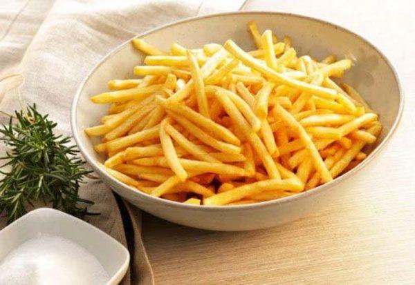 Những người mắc tiểu đường lưu ý tránh xa món khoai tây chiên nhé!