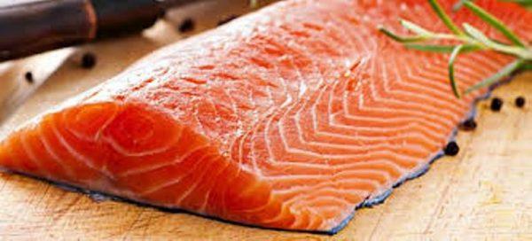 Cá hồi là thực phẩm rất tốt cho người bị tiểu đường