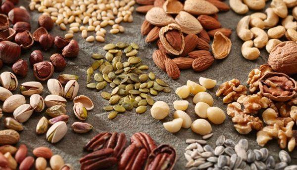 Các loại hạt chứa chỉ số đường huyết tương đối thấp tốt cho người bị tiểu đường