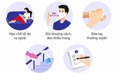 Việt Nam có thêm 3 bệnh nhân COVID-19 khỏi bệnh, 58 ca khỏi tính đến 31/3